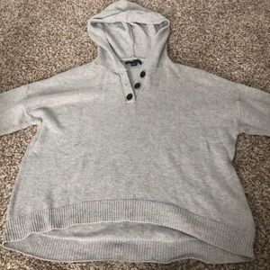 American Eagle Hooded Sweater